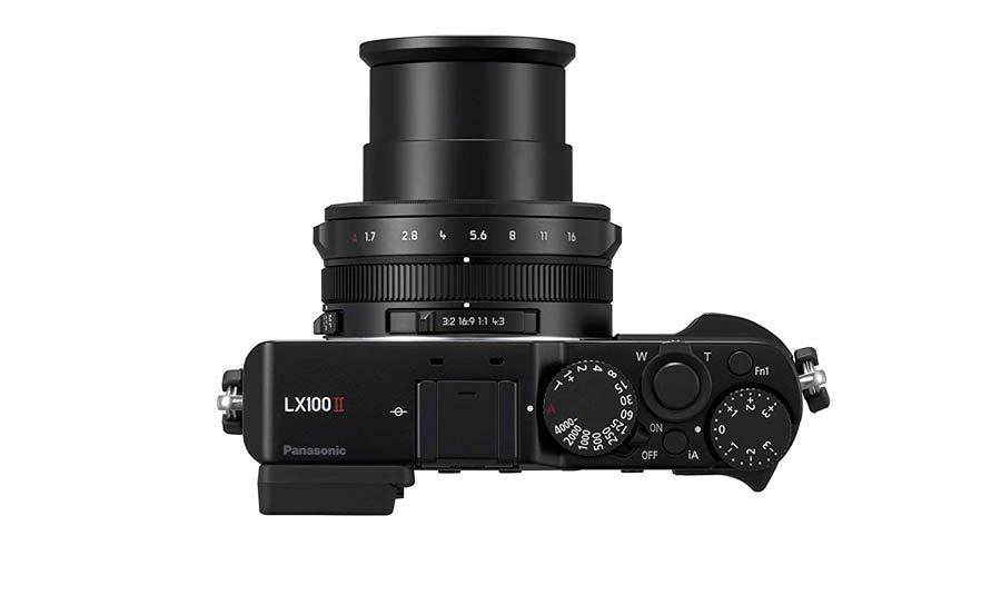 Una de las mejores cámaras para viajar la Panasonic Lumix DMC-LX100II