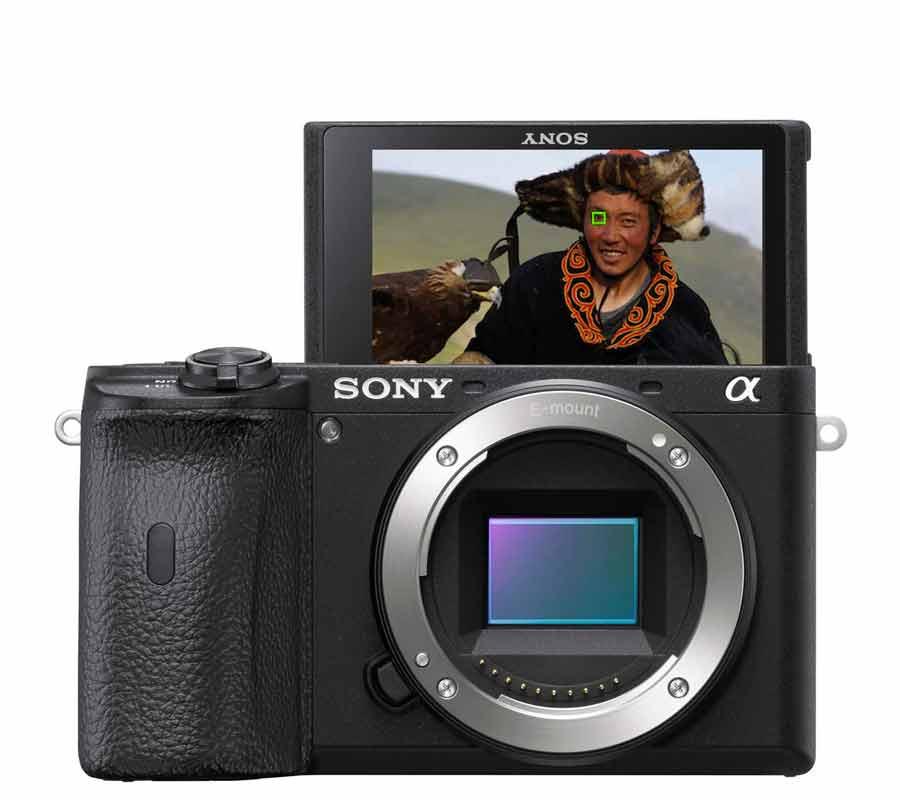 Otra de las mejores cámaras para viajar la Sony Alpha 6500