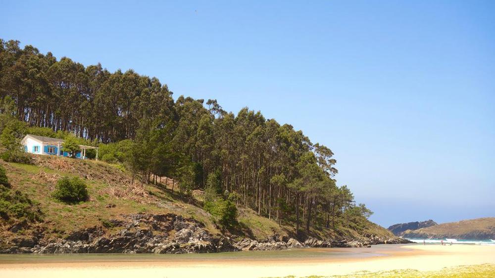 Cabañas en Galicia. Casitas con encanto