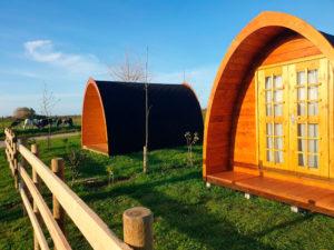 Glamping Galicia. 5 campings de lujo