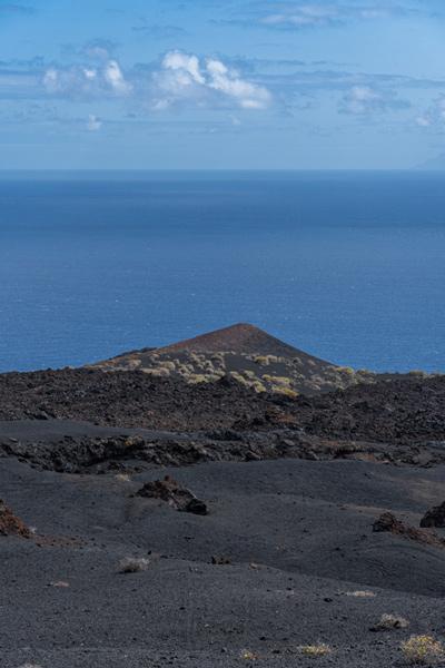 Vista de la montaña del Laguio. Ruta de los Volcanes. Perder el Rumbo.
