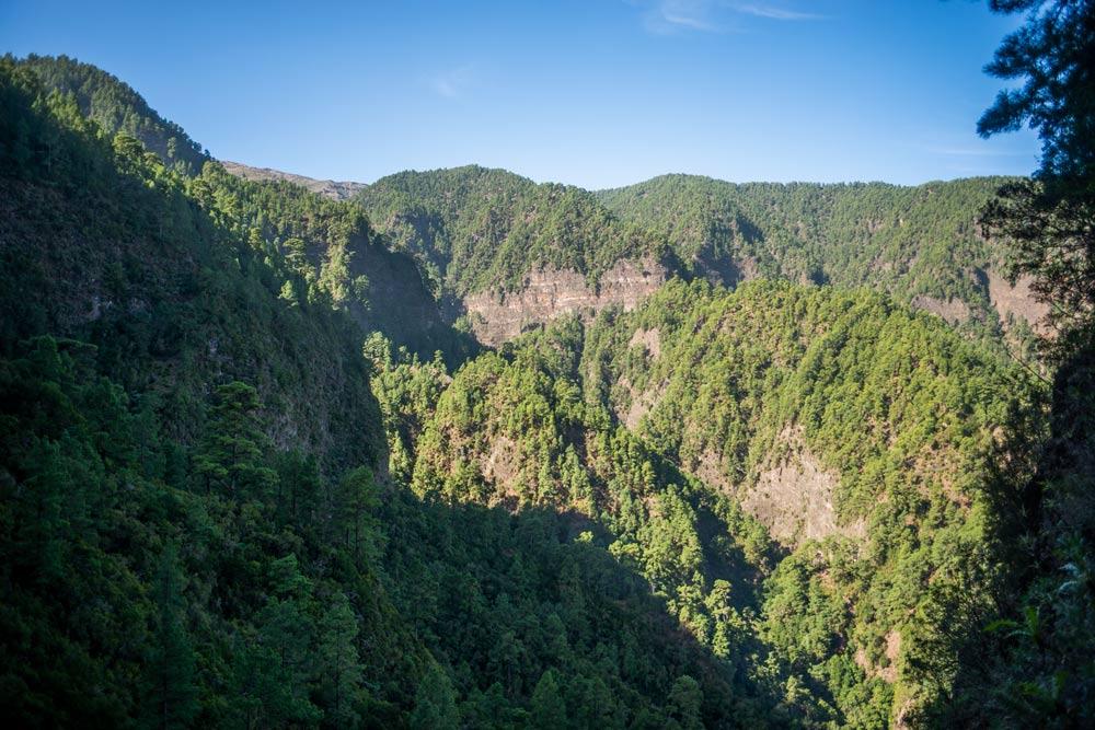 Valle de Marcos y Cordero conocido como el Taburiente 2